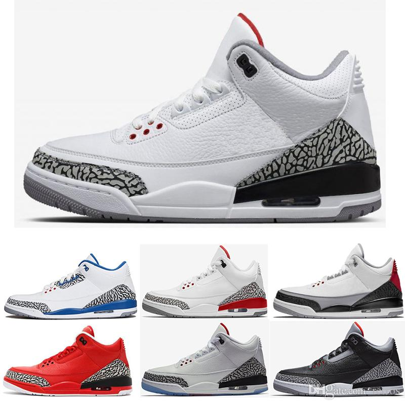 separation shoes 6717d b15a2 2018 new basketball shoes Tinker NRG Free Throw Line White Black Cement  Fire Red Sport Blue infrared 23 Sports Trainers Sneaker Size 8-13