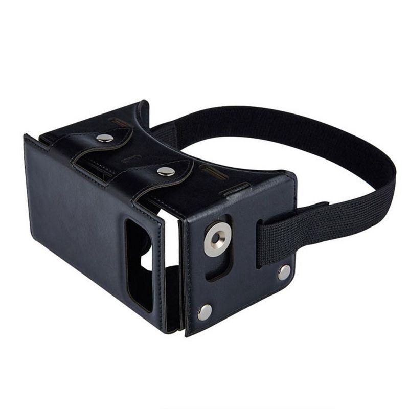 6af56b21882e DIY Ultra Clear Google Cardboard VR BOX 2.0 Virtual Reality 3D Glasses For IPhone  SmartPhone Computer Gafas Xiaomi Mi Vr Headset 3d Glasses India 3d Glasses  ...