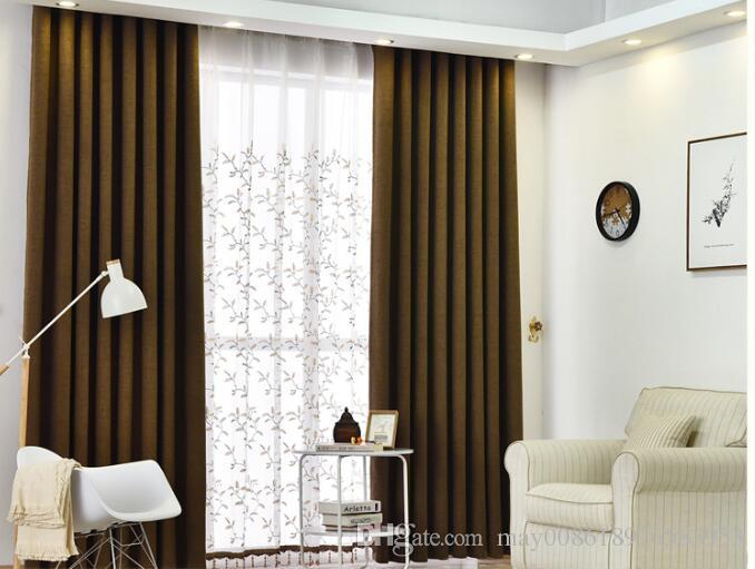 2019 factory direct modern minimalist living room bedroom curtain rh dhgate com