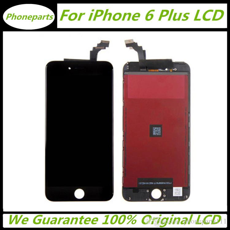 quality design e4985 c7a69 100% Original LCD AAA+ Quality For iPhone 6+ 6 Plus 5.5