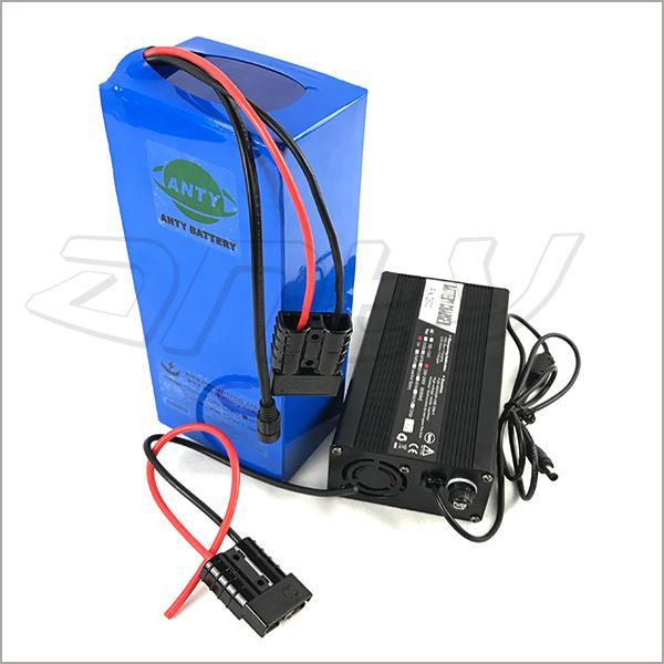 BOOANT 48V 27AH eBike Batterie für Bafang 1200W Motor für Original 18650 Zellen Lithium Batterie 48V Eingebautes 30A BMS + 5A Ladegerät