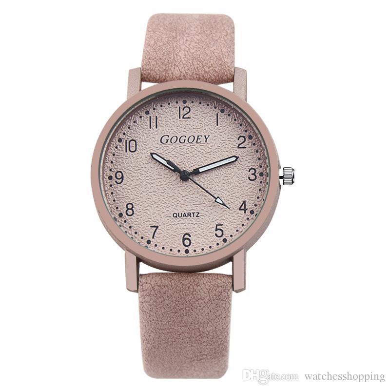 267de4d51b1 Gogoey Women s Watches Fashion Ladies Watches For Women Bracelet ...