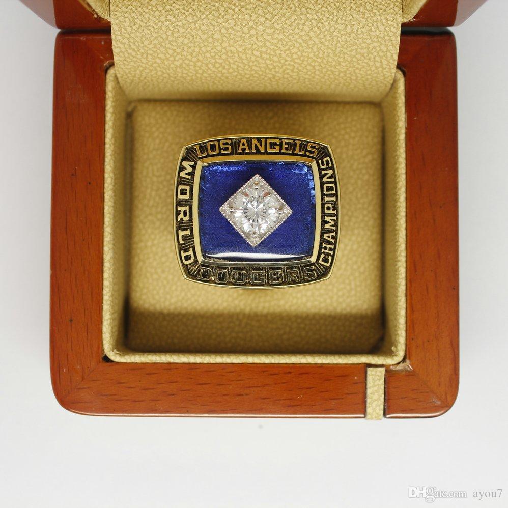 1981 Los Angeles Baseball World Series Championship Ring Los Angeles