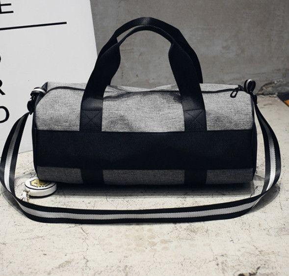 Sport Bags For Women Luxury Handbag Color Pink Print Large Capacity Travel Duffle Striped Waterproof Beach Bagon Shoulder for Outdoor bag112