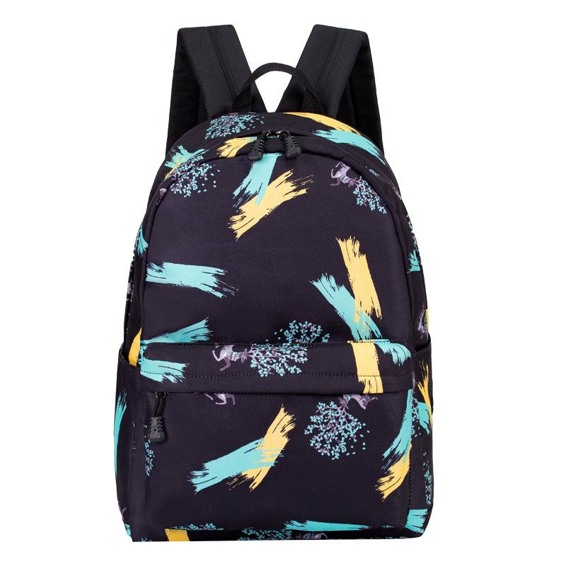 2018 Women Backpack for School Teenagers Girls laptop backpack Ladies Bag school bags Female Printing travel Rucksack Schoolbag