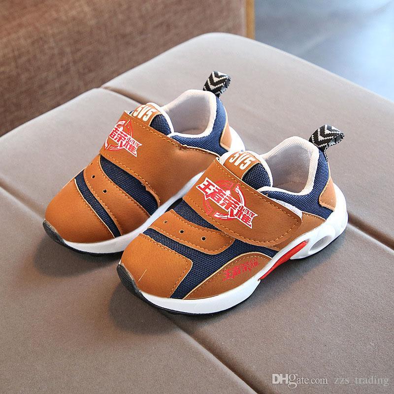 faa3291cda2 Compre Nuevos Zapatos Cómodos Para Niños, Zapatos Deportivos Para Niños  Niños, Zapatos Para Niños Niñas, Zapatillas Para Niños Ponibles Niños,  Zapatillas De ...