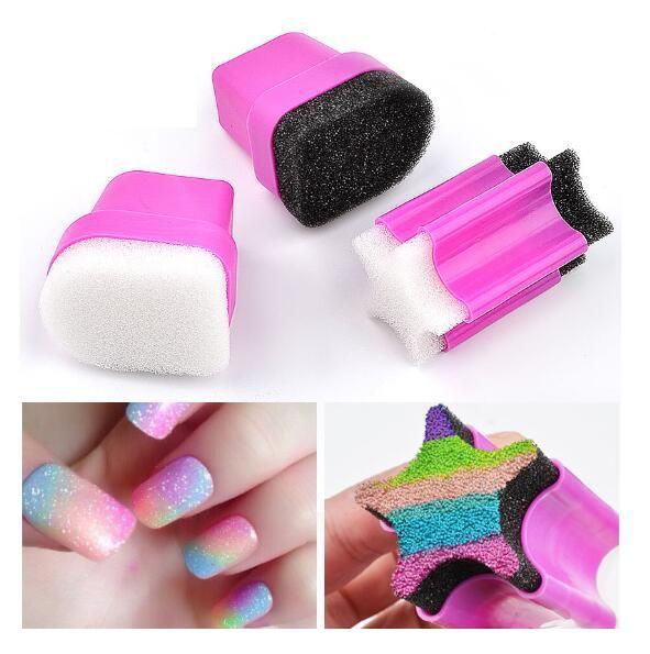 Tatyking Nail Supplies Wholesale Nail Art Seals Gradient Sponge ...