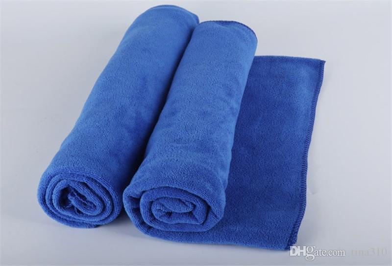 40 * 60cm Pet Supplies fibre Dog Tooth Drying Toalhas Moda Toalhas de banho Pet Cleaning Cloth / T21107