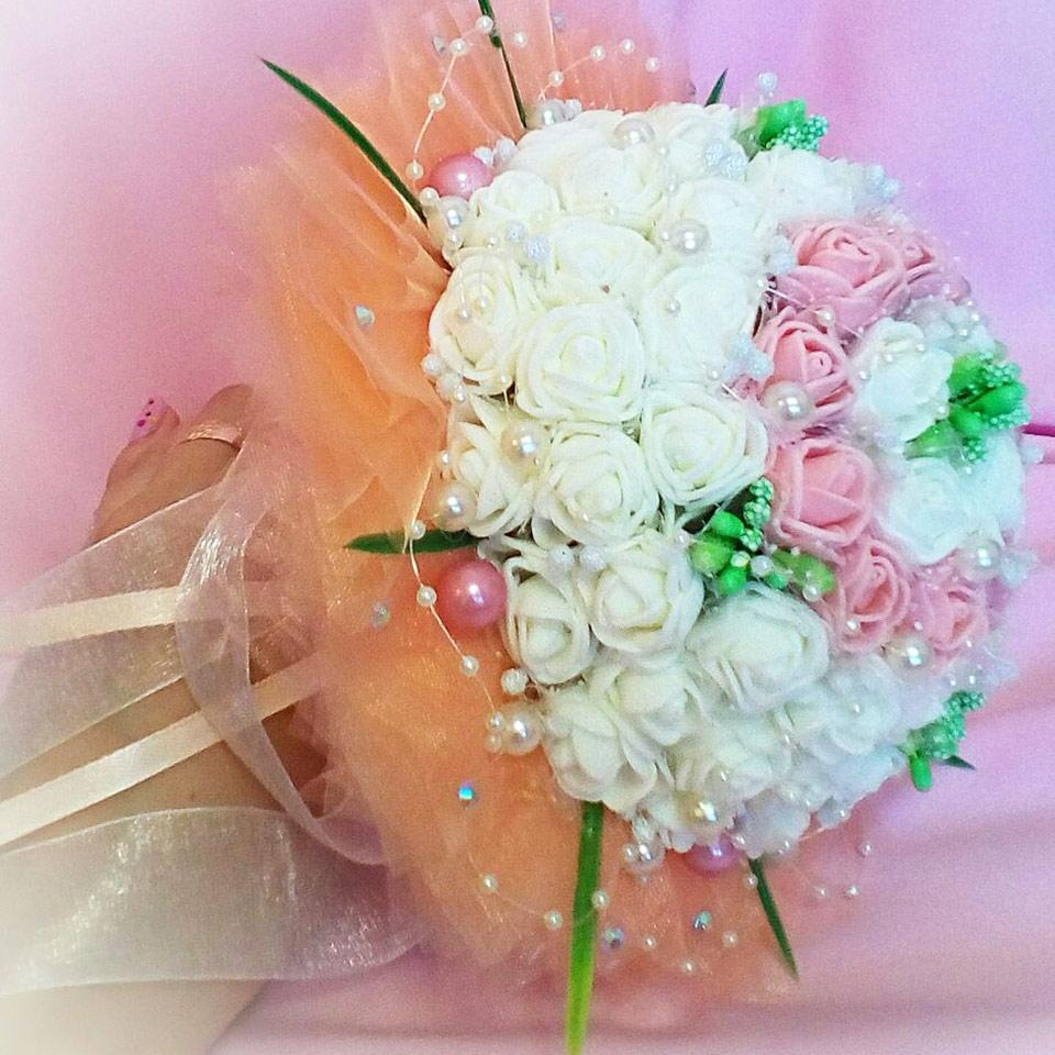 Rtificial flowers artificial flowers cheap mini pe foam fake flower rtificial flowers artificial flowers cheap mini pe foam fake flower rose bouquet for decoration wedding car scrapbooking home diy izmirmasajfo