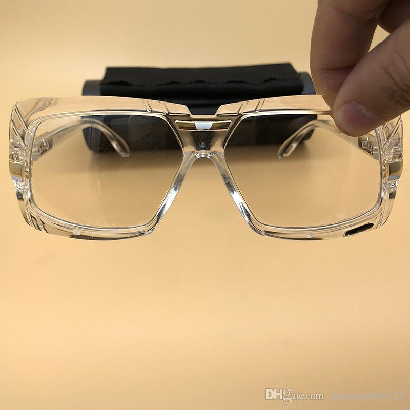 0075be07a03f6 Large Legends Sunglasses Vintage Eyewear Shiny Full Clear Frame Lenses Sun  Glasses Oversized Frames Sunglasses Mens Womens Eyeglasses 4067 Sport  Sunglasses ...