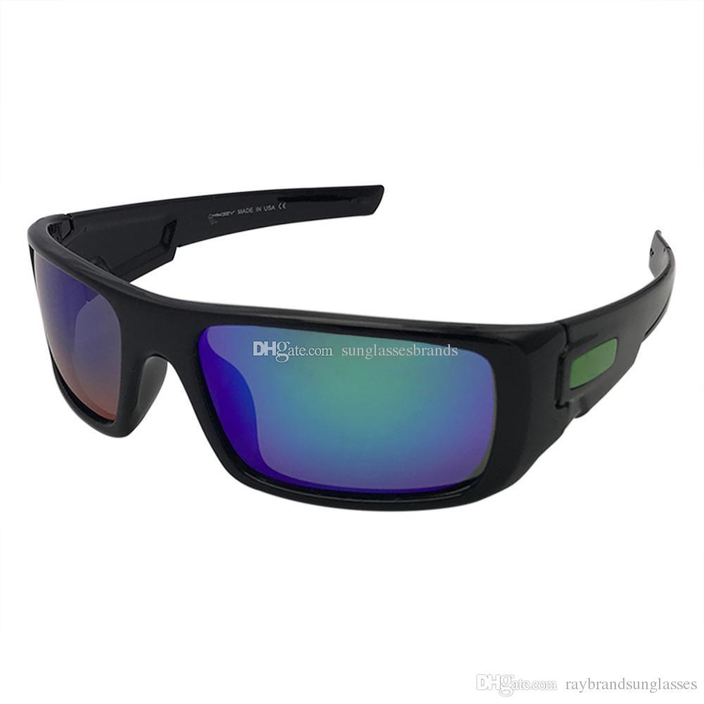 30cf960810de4 Compre 38 mmbb Óculos De Sol De Grife OO9239 Polarizada Marca De Moda O  Óculos Brilhante Preto   Jade Irídio Lente Frete Grátis Ok74 De  Raybrandsunglasses