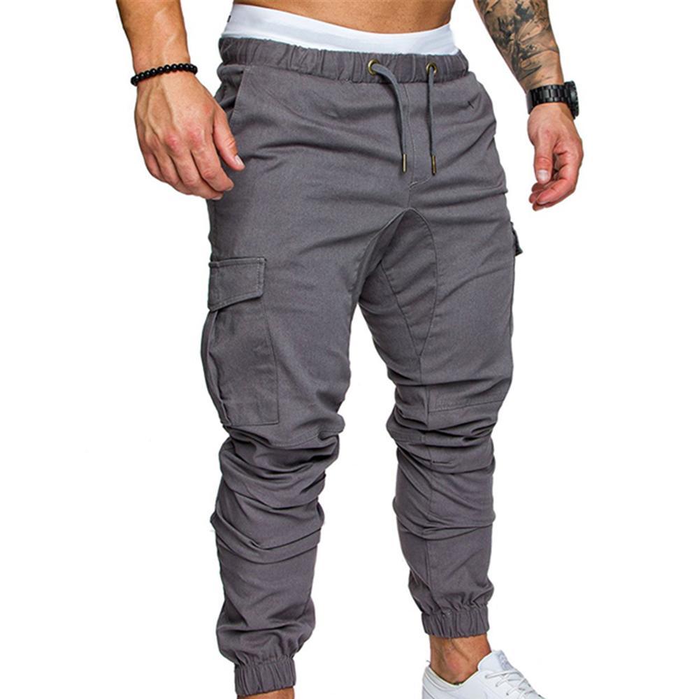 Jogger Hombre Uomo Cotone Abbigliamento Homme Cargo Acquista Pantalon 2018 Hip Jogging Sportivi Streetwear Pantaloni TKcF3Jl1