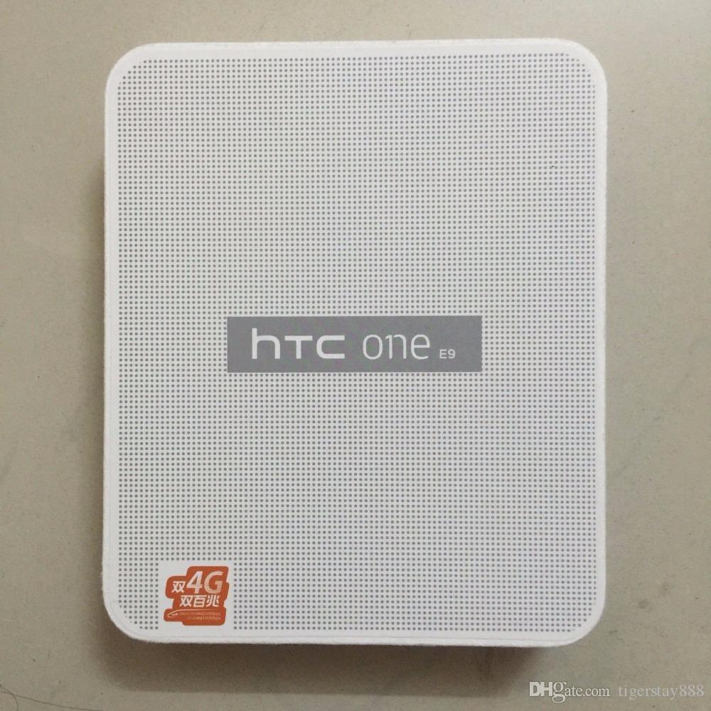 Überholtes freigesetztes HTC EINS E9 E9W 4G LTE Doppel-SIM 5.5 Zoll Octa Kern 2GB RAM 16GB ROM 13MP Kamera Androd intelligentes Telefon geben DHL frei