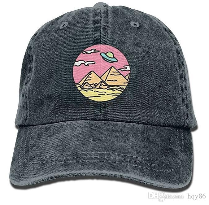 79b7abf9690 Men Women Classic Denim Believe UFO Adjustable Baseball Cap Dad Hat Low  Profile Perfect For Outdoor Hat Cap Baseball Cap Online with  14.26 Piece  on Hqy86 s ...