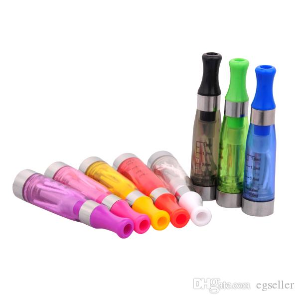 CE4 Clearomizer cCE4 ce5 ce6 Tank clear 1.6ml Vaporizer For Electronic Cigarette eGo T ,EGO k Battery 0203190-1