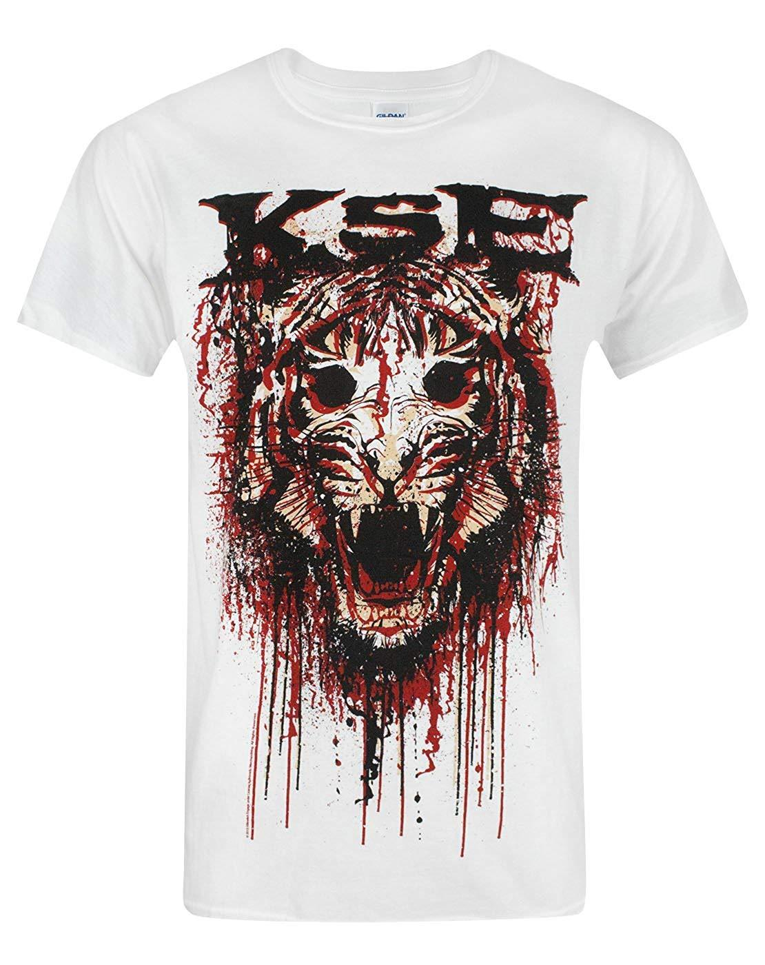 Killswitch Engage Fury Camiseta hombre Summer O-Neck Tops