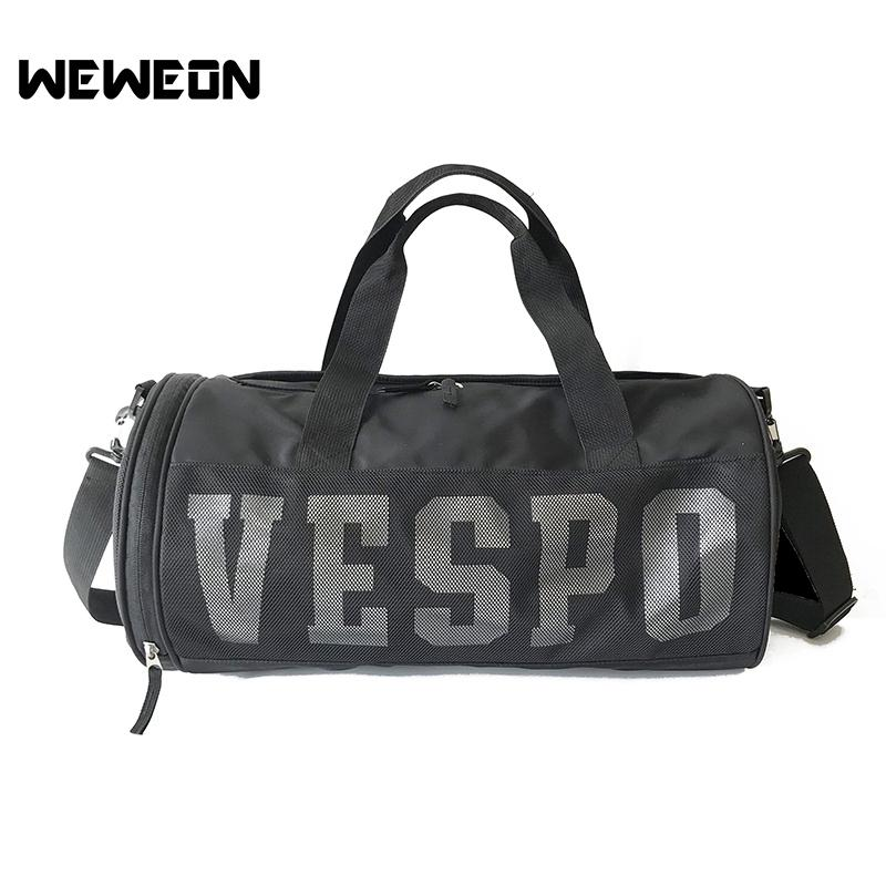 543c5e67594 2019 Korean Version Of Dry And Wet Separation Gym Bag Tide Men Hand Luggage  Training Sports Bag Shoes Storeage Women Fitness Bags From Duriang, ...
