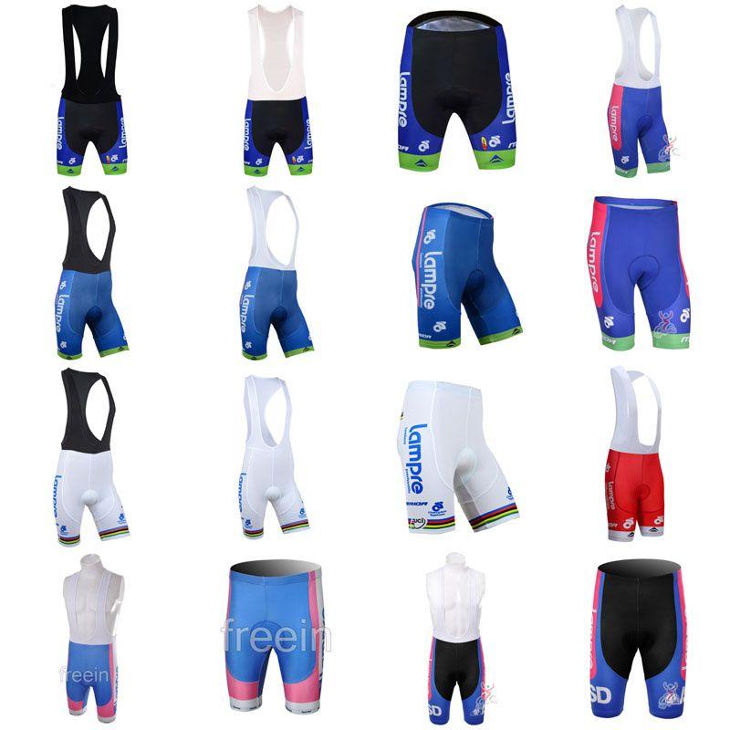 974338193 2018 LAMPRE Cycling Summer Pro Team Ropa Ciclismo Quick Dry Bike Bib Shorts  3D Gel Pad Clothing Sportswear Breathable Quick Dry F1919 LAMPRE Cycling  Jersey ...