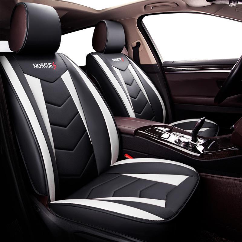 New Universal Pu Leather Car Seat Covers For Bmw E30 E34 E36 E39 E46