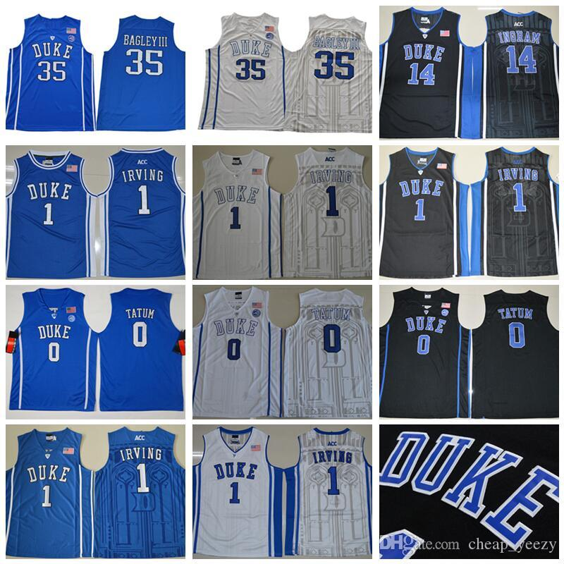 ... coupon code for college basketball duke blue devils 35 marvin bagley  jersey iii hill 1 kyrie 5168def3c