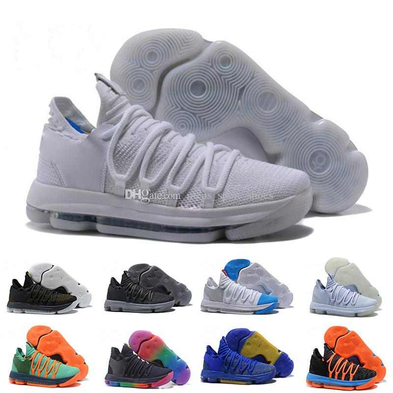 30be1ad6ca62 Men Basketball Shoes 10 Anniversary University Still KD Igloo BETRUE ...
