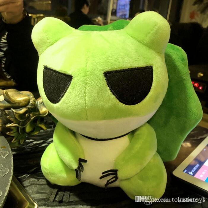 f9090a87ae3 2018 New 25-50cm Fine Plush Toys Girl Doll Handmade Travel Plush Frog Kids  Gift Birthday Gifts Plush Frog Online with  22.86 Piece on Toysstore 1 s  Store ...