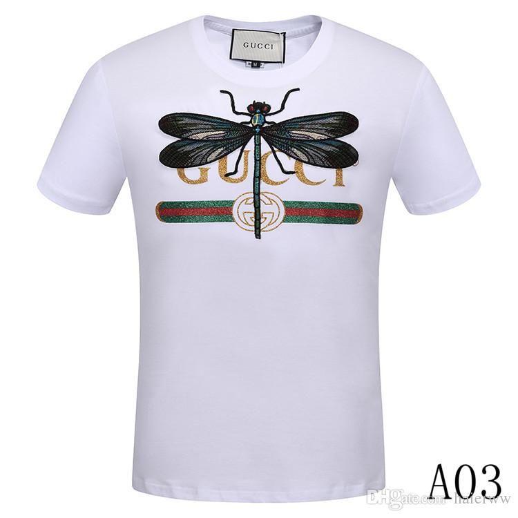 cb580bbae15 Brand Fashion Luxury Label Men T Shirt Designer Common Sense Spring Summer  Animal Letter Print T Shirt Runway T Shirt Casual Top02 Tna Shirts Humorous  Tee ...