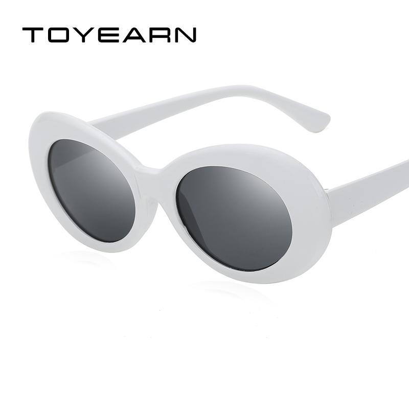 Großhandel Toyearn Modemarke Designer Vintage Frauen Oval ...