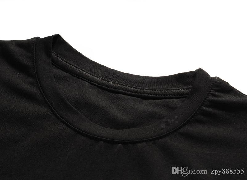 Runway Light Cotton mit G Streifen T-Shirt für Mann Neu kommen Italien Design Marke Kontrast Kragen Shirt Männer Mode ow Shirt 007