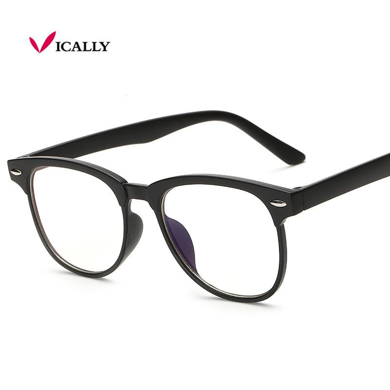 b615b4d6fa Classic Retro Clear Lens Men Eyeglasses Women Glasses Frame Spectacle  Eyewear Optical Myopia Oculos De Grau Eyeglasses Men Eyeglasses Eyeglasses  Women Clear ...