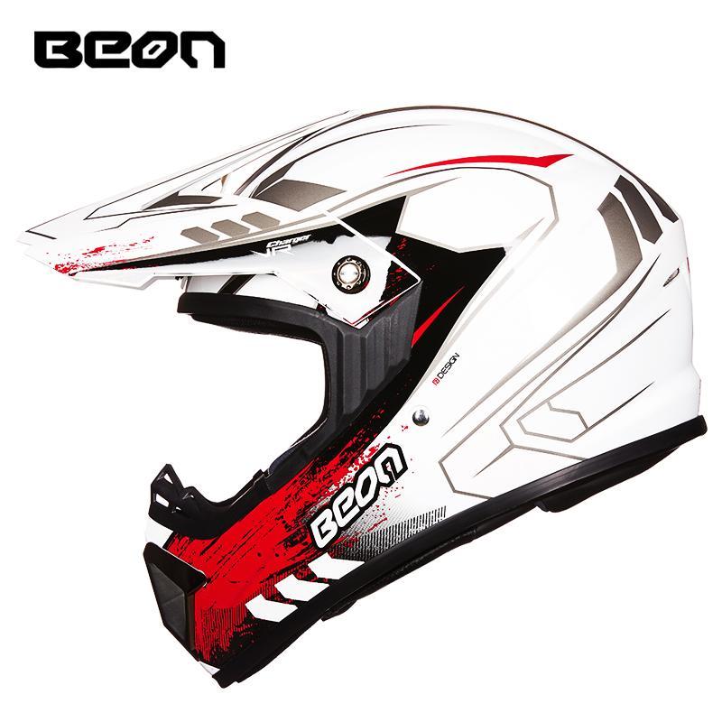 Acheter Beon Moto Casque Ece Dot Approuvé Hors Route Motocross