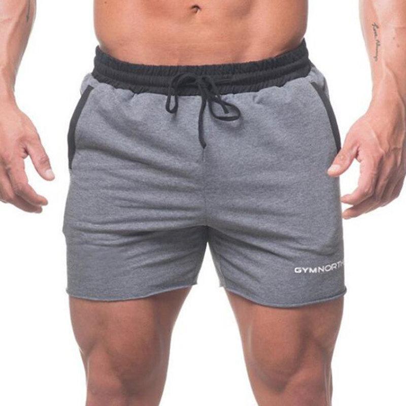 Lauf Sommer Laufhose Männer Fitness Crossfit Sport Shorts Jogging Bodybuilding Jogginghose Männlichen Gym Tennis Kurze Hosen Hosen