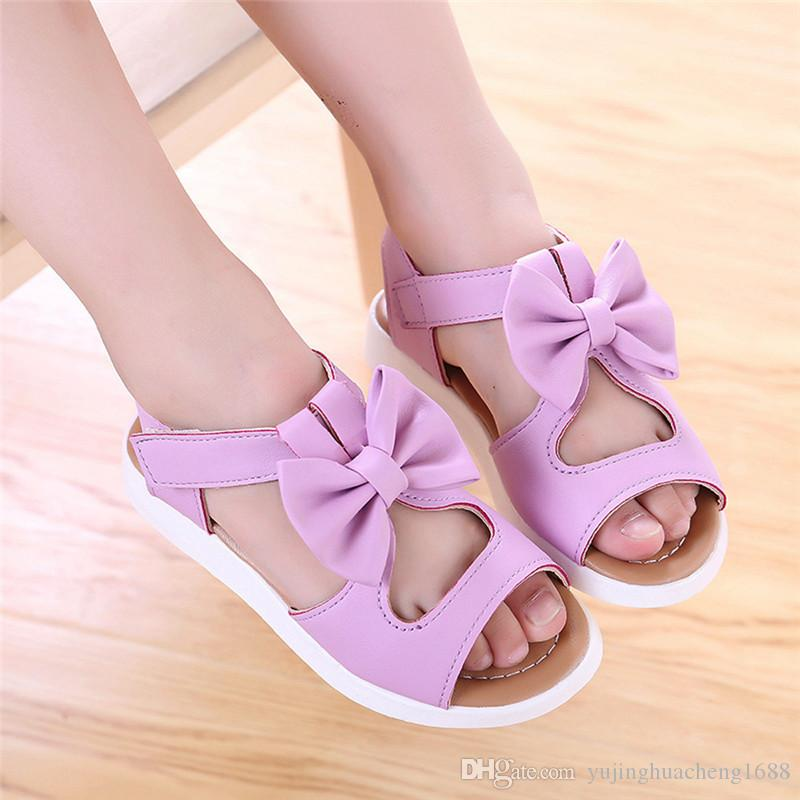 4f378666206efd New Arrival Girls Sandals Fashion Summer Child Shoes High Quality Cute  Girls Shoes Design Casual Kids Sandals Baby Boy Shoes Baby Walking Shoes  From ...