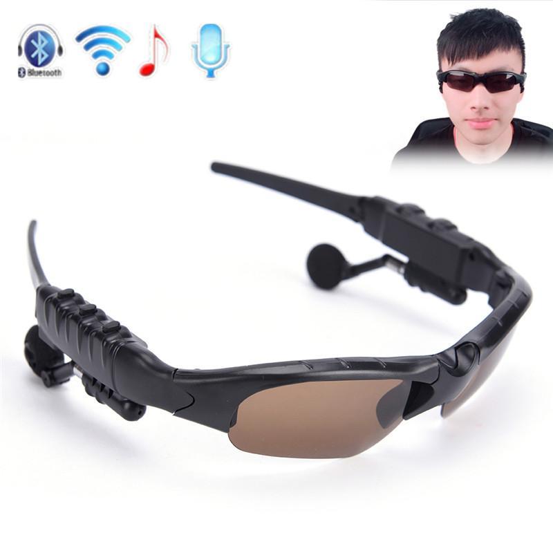 Compre Populares Óculos Bluetooth Lente Sem Fio Fone De Ouvido De Telefone  Óculos De Sol Óculos De Condução Bluetooth Car Kit De Tonethiny, ... 7f1471c6e9