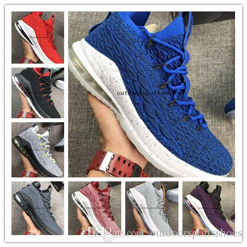 detailed look 85183 7f81a ... cheap 2018 outdoorsportsshoes lebron 15 low james men lbj 15 2018  lifestyle shoes mens basketball james