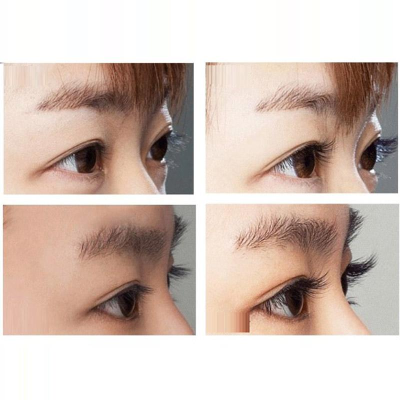 High Quality Knot Free Natural Black Individual False Eyelash 8-12mm Eye Lashes Extension Tray For make up /knot