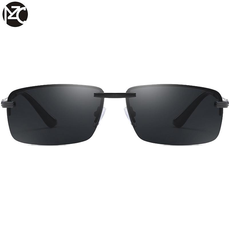 3840b1f79071d Compre Zc Homens Óculos De Sol Polarizados Fotocromáticos Anti Uv Óculos De  Condução Para Homens Mulheres Motoristas Uv400 Óculos De Sol Óculos  Masculinos ...