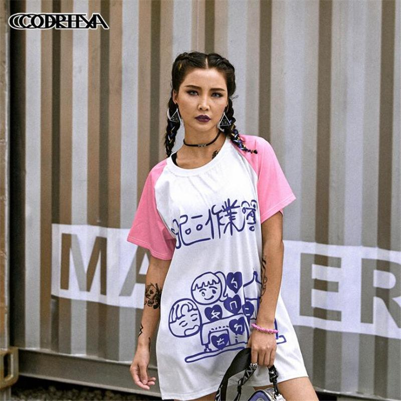 Summer Japanese Women Harajuku Style Leisure T Shirt Tops Cute Print Women S  Tshirt Fashion Loose O Neck Girls Student T Shirts Shirt Designs Best T  Shirts ... eb070ee96f