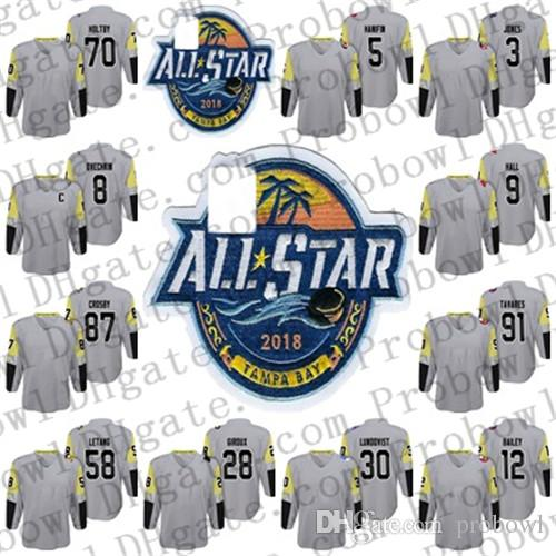 bd2f1c8ff20 2018 All Star Game Metropolitan-Division Hockey Jerseys Lady Kids ...