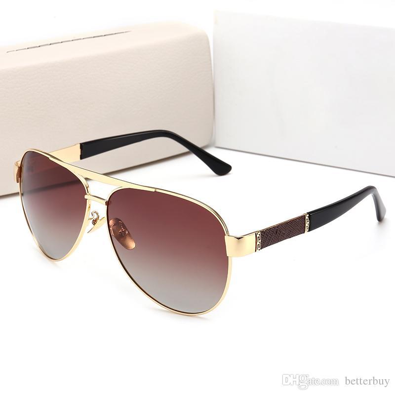 f31da0bcbe Gafas De Sol De Lujo De Estilo Medusa 0806 Gafas De Sol Ovaladas Populares  Lentes 100% De Protección UV Gafas De Sol De Metal De Diseño Completo  Vintage ...