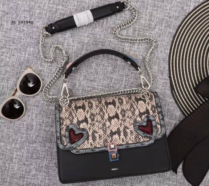 New Arrival 8809 Kan I Valentine S Day Calfskin Leather Shoulder Bag ... 6cde95008932e