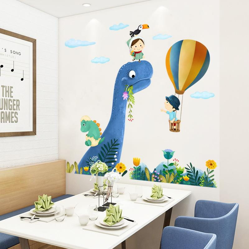 cheap stickers cartoon wall stickers for kids rooms cute little