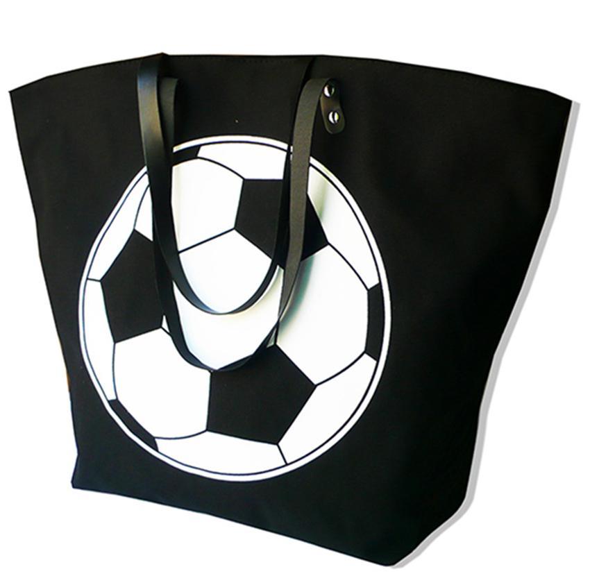18 estilo Bolsa de lona Bolsas de béisbol Bolsas de deporte Bolsa de softball informal Fútbol Fútbol Baloncesto Bolsa de lona de algodón GGA189