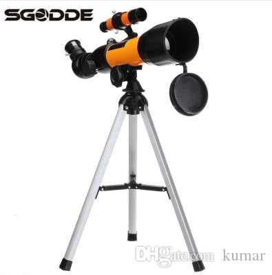 High Quality Hunting Optics Monocular 360*50mm 120x Aluminum Zoom Astronomical Telescope Space Spotting Scope for Outdoors