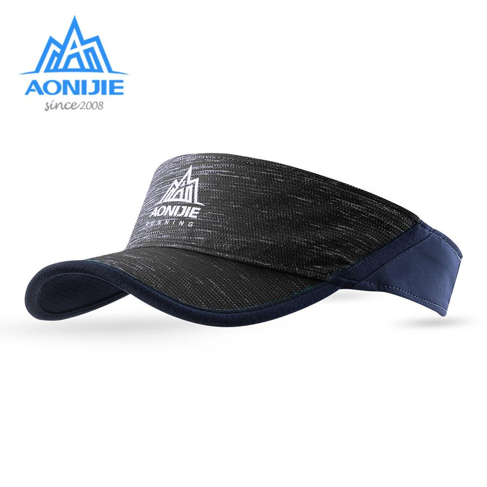 AONIJIE E4080 Summer Sun Visor Cap Hat Sports Beach Golf Fishing Marathon  With Adjustable Strap Anti UV Quick Dry Lightweight UK 2019 From Youglecn a62ec6524958