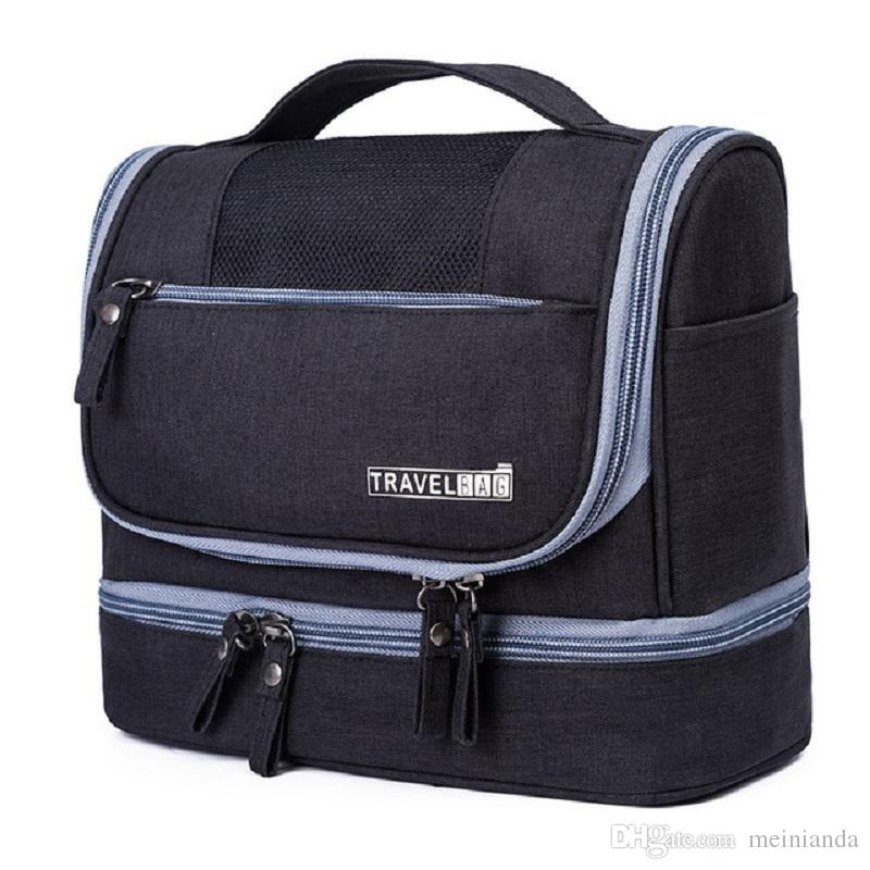 2019 Designer Hanging Toiletry Bag Travel Cosmetics Bag Waterproof Oxford  Organizer For Travel Accessories Toiletry Kit For Men Women From Meinianda 65dcb9f437e51