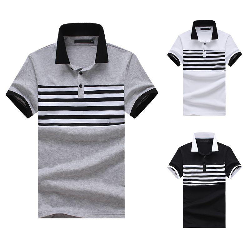 8a0f79e8 EINAUDI Men's New Shirts, Men's Short Sleeved Slim Nets, Thin 65 ...