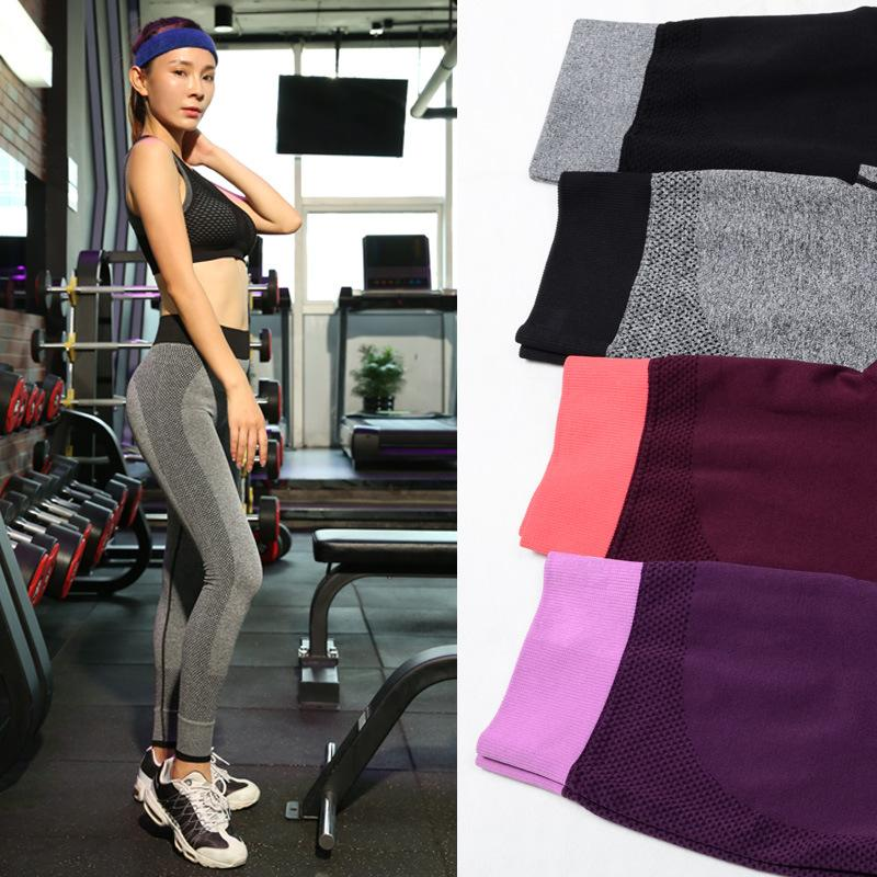 082b41ab1dd6f9 value Super Soft Hip Up Yoga Fitness Pants Women 4 Way Stretchy Sport  Tights Anti Sweat High Waist Gym Athletic Leggings F01 From Qingchunstore,  ...