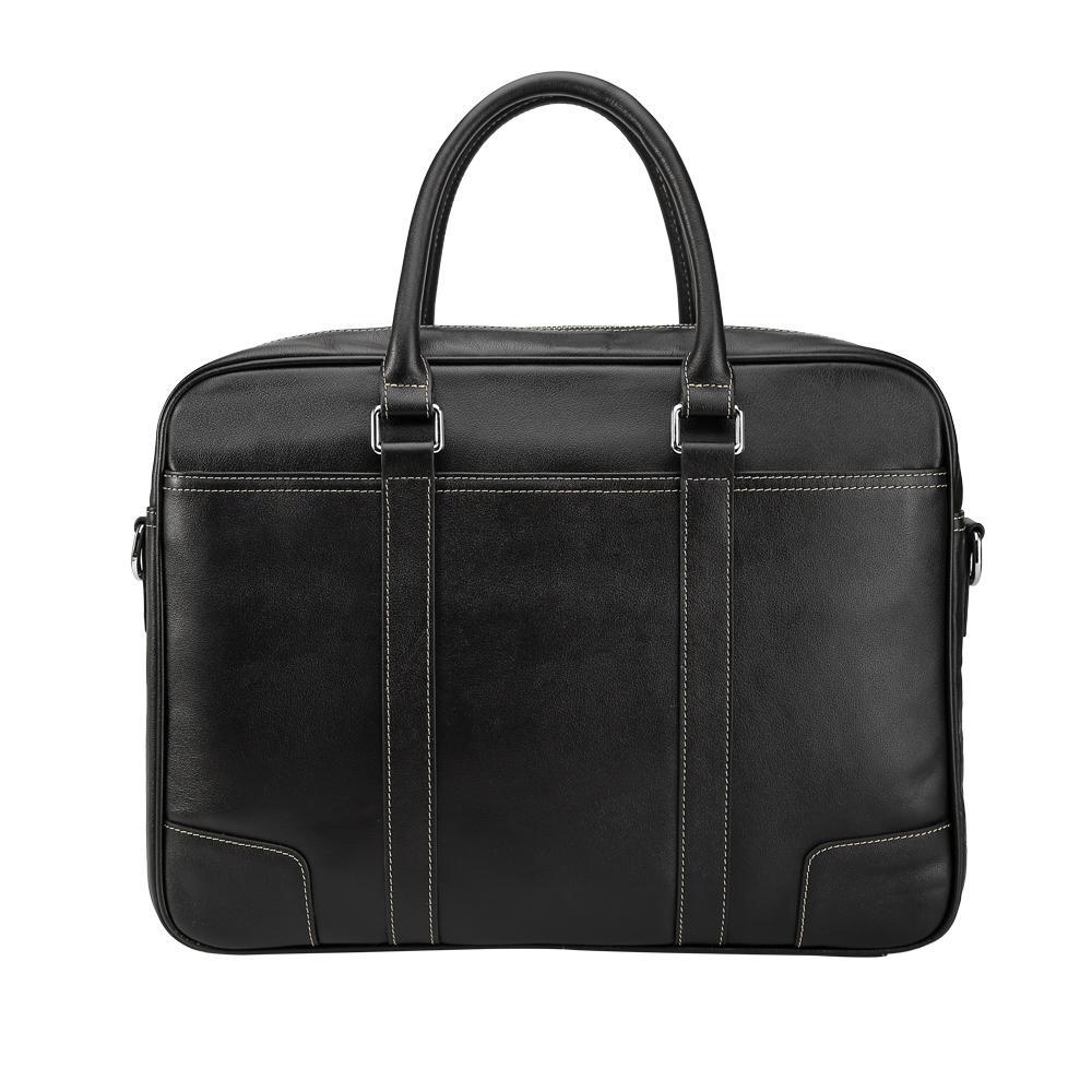 Tiding Handmade Leather Briefcase Mens 15 Inch Laptop Bags Tote Business  Office Case Satchel Retro Messenger Bag Maleta Brown Brief Case Mens  Leather Bags ... d49782cb75eca