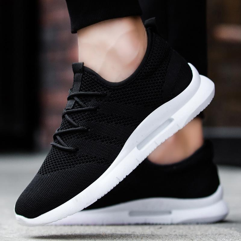 eb2062a649 Men's New Leisure Sports Shoes Mesh Cloth Breathable And Light ...